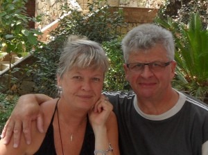 Marie-France et José