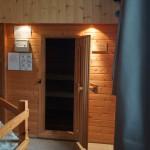 L'Orée du Bois - Sous-sol - Sauna