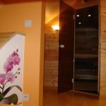 Les Myrtilles - 2è étage - Sauna avec coin détente